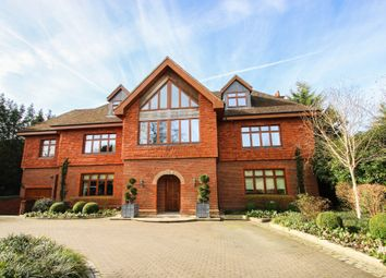 Thumbnail 8 bed detached house to rent in Harebell Hill, Cobham, Surrey