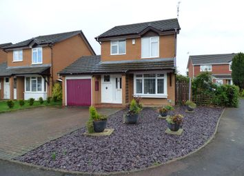 Thumbnail 3 bed detached house for sale in Griffon Close, Farnborough