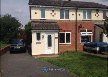 Thumbnail 3 bed semi-detached house to rent in Wenlock Gardens, Walsall