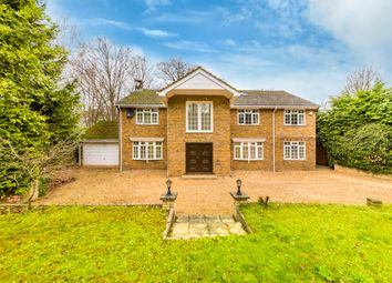 Thumbnail 5 bed detached house for sale in Oaklands Rise, Welwyn
