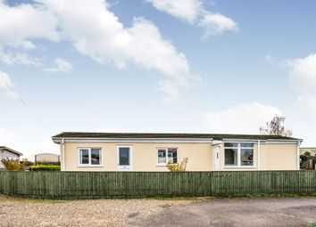 Thumbnail Mobile/park home for sale in St Marys Court, Weald, Bampton