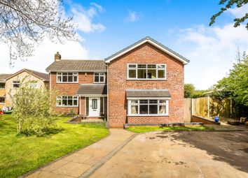 Thumbnail 5 bed detached house for sale in Westbrook Road, Kingsley, Frodsham