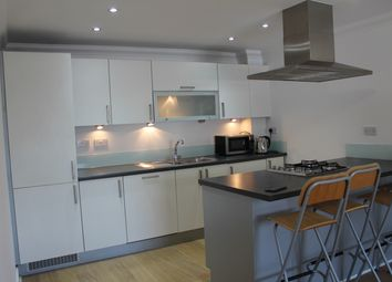 Thumbnail 2 bed flat to rent in Waltermead Close, Ongar