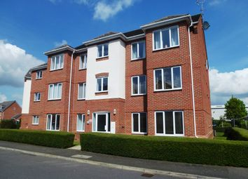 Thumbnail 2 bed flat for sale in Upton Close, Castle Donington, Castle Donington, Derbyshire