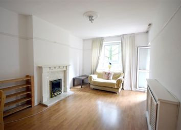 Thumbnail 3 bed flat to rent in Dobson Close, London