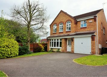 Thumbnail 4 bed detached house for sale in Somin Court, Woodfield Plantation, Doncaster