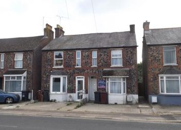 Thumbnail 3 bed terraced house for sale in Spitalfield Lane, Chichester, West Sussex, England