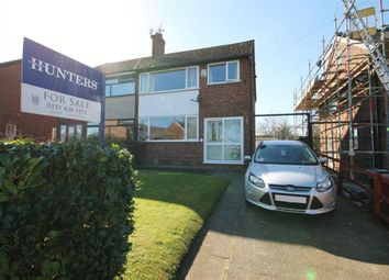 Thumbnail 3 bed semi-detached house for sale in Smithy Lane, Cronton, Widnes