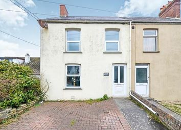 Thumbnail 3 bed end terrace house for sale in St. Francis Road, Indian Queens, St. Columb