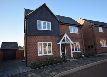 Thumbnail 4 bed detached house to rent in Nightingale Way, Etwall, Derby