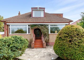 Thumbnail 4 bed detached bungalow for sale in Highlees, 16 Shawhill Crescent, Newton Mearns