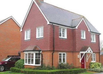 3 bed detached house for sale in Claines Street, Holybourne, Alton GU34