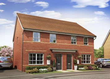 "Thumbnail 3 bed end terrace house for sale in ""Maidstone"" at Lancaster Avenue, Watton, Thetford"