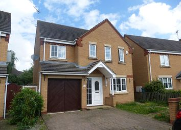 Thumbnail 4 bedroom detached house for sale in Holly Walk, Hampton Hargate, Peterborough