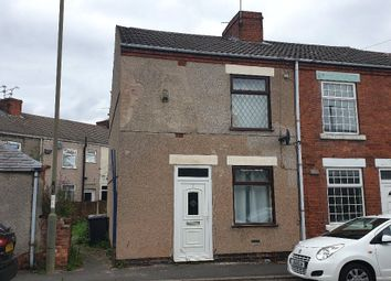 Thumbnail 2 bed end terrace house to rent in Flaxpiece Road, Clay Cross, Chesterfield