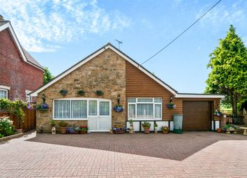 Thumbnail 3 bed detached bungalow for sale in Lower Horsebridge, Hailsham