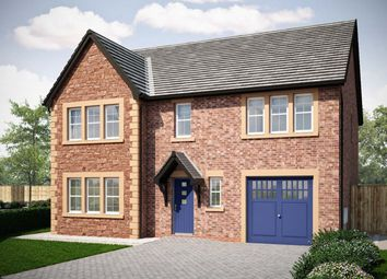 Thumbnail 4 bed detached house for sale in 17 The Routledge, Brockley Bank, Plumpton, Penrith