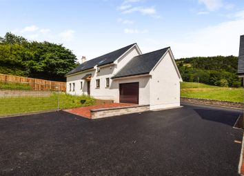 Thumbnail 4 bed detached house for sale in New Development, Abernyte, Perth