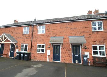 Thumbnail 2 bed terraced house for sale in Brookside, Ashbourne