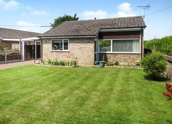 Thumbnail 3 bed detached bungalow for sale in South Street, Hockwold, Thetford