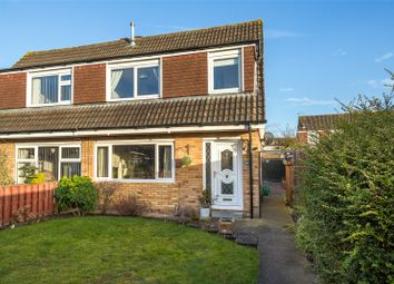 Thumbnail 3 bed semi-detached house for sale in Castle Close, Wigginton, York