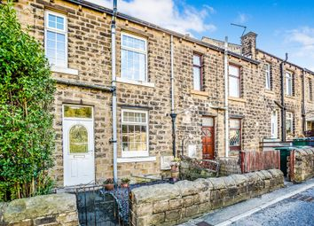 Thumbnail 2 bed terraced house for sale in Swallow Lane, Golcar, Huddersfield