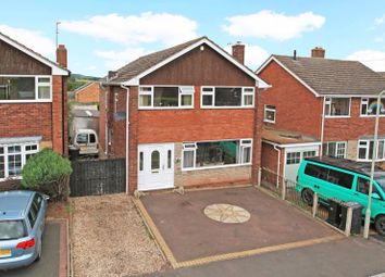 Thumbnail 4 bed detached house for sale in Princess Drive, Bridgnorth