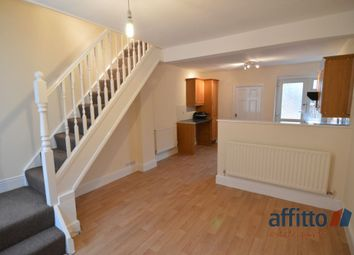 Thumbnail 3 bed terraced house to rent in Breach Road, Hugglescote, Coalville