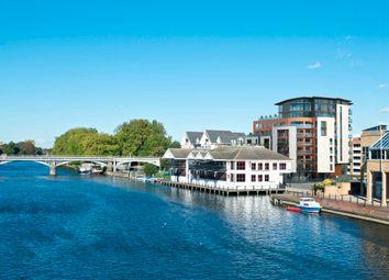 Thumbnail 1 bed flat to rent in Water Lane, Kingston Upon Thames