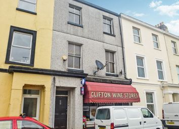 Thumbnail 2 bedroom terraced house for sale in Clifton Place, Plymouth