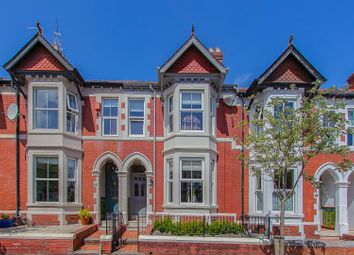 Thumbnail 3 bed terraced house for sale in Deri Road, Penylan, Cardiff