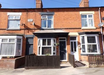 3 bed terraced house for sale in Clifford Street, Wigston, Leicester, Leicestershire LE18