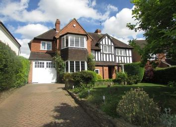 Thumbnail 5 bed detached house to rent in Park Avenue, Solihull, West Midlands