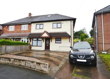 Thumbnail 3 bed semi-detached house for sale in Greyfriars Road, Abbey Hulton, Stoke-On-Trent