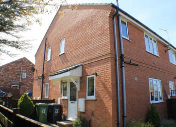 Thumbnail 1 bed property to rent in Scholla View, Northallerton