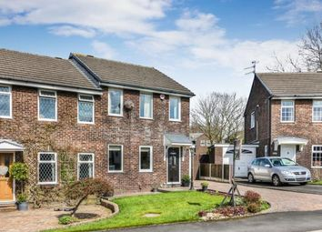 Thumbnail 3 bedroom semi-detached house for sale in Inchfield, Worsthorne, Lancashire