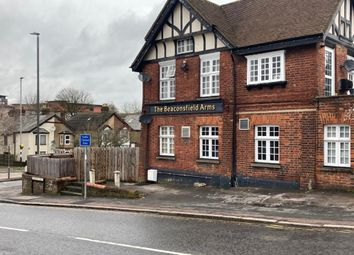 Thumbnail Pub/bar to let in Hughenden Road, High Wycombe