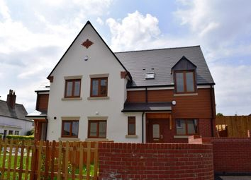 Thumbnail 4 bed semi-detached house for sale in Bell Street, Claybrooke Magna, Lutterworth