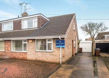Thumbnail 3 bed bungalow for sale in Stanbury Road, Hull