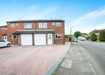 Thumbnail 3 bedroom semi-detached house for sale in Aysgarth Park, Maidenhead