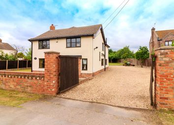 Thumbnail 4 bedroom detached house for sale in Kexby Lane, Kexby, Gainsborough