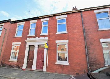 Thumbnail 3 bedroom terraced house for sale in Salisbury Road, Preston