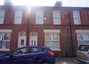 Thumbnail 3 bed terraced house for sale in Canterbury Street, Liverpool