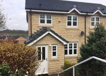 Thumbnail 3 bed semi-detached house to rent in Spring Mills Grove, Batley