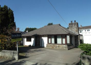 Thumbnail 2 bedroom detached bungalow for sale in North Road, Goldsithney, Penzance, Cornwall