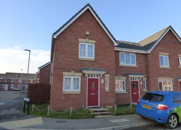 Thumbnail 2 bed end terrace house to rent in Taurus Avenue, North Hykeham, Lincoln