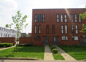 Thumbnail 4 bed town house for sale in Penn Way, Welwyn Garden City