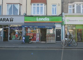 Thumbnail Retail premises for sale in Turnham Green Terrace, London