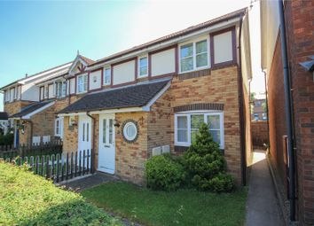 Thumbnail 2 bed end terrace house for sale in Staynes Crescent, Kingswood, Bristol