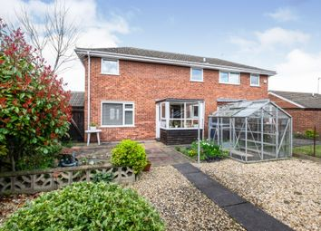 3 bed semi-detached house for sale in Kingfisher Close, Yaxley, Peterborough PE7